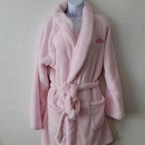 Victoria's Secret plush short robe size m/l …